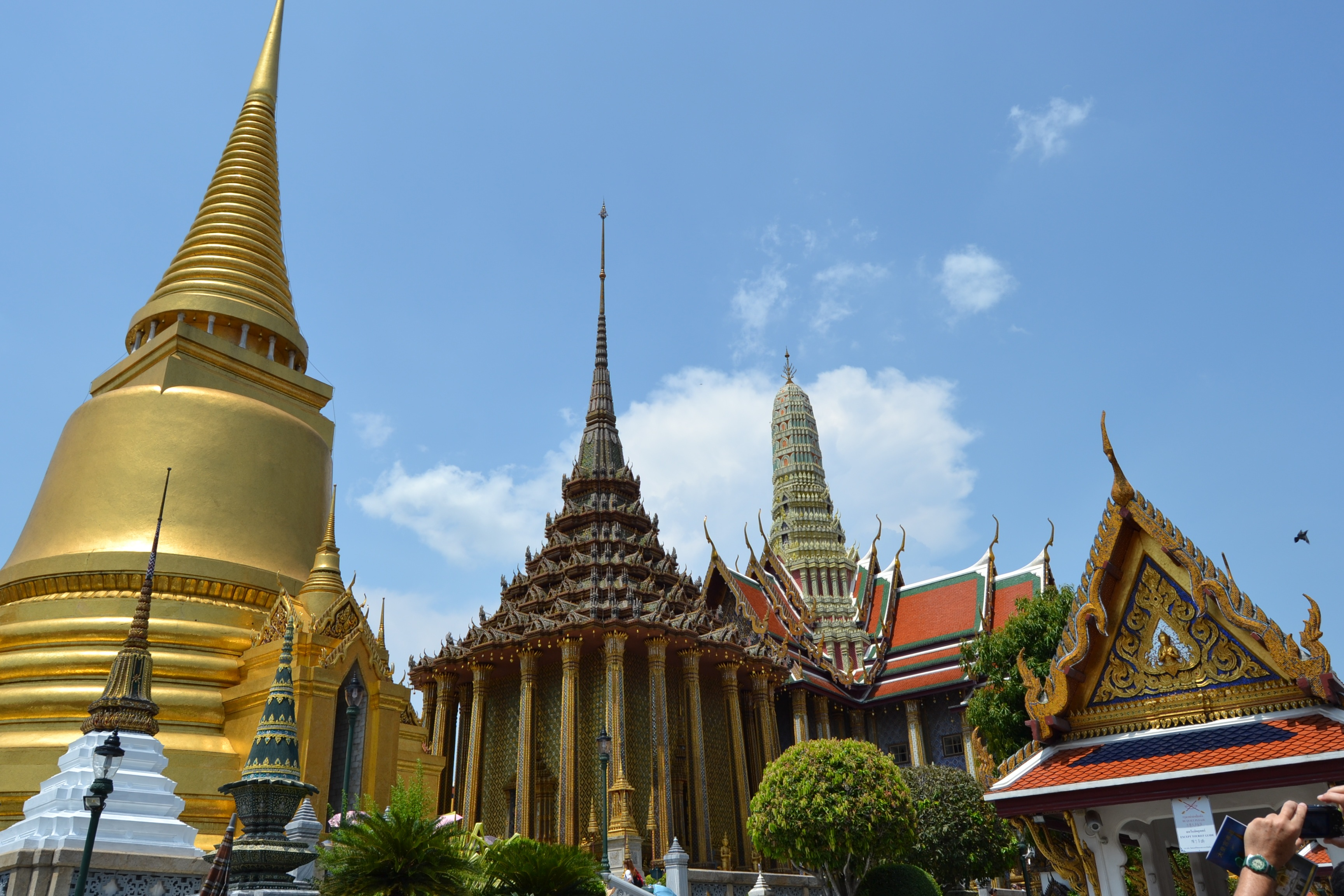 Amazing Bangkok Day Trips without Tour Guide